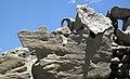 Differentially cemented & eroded sandstone (member C, Uinta Formation, Eocene; Fantasy Canyon, Utah, USA) 23 (24548999260).jpg