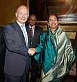 Dipu Moni, The Bangledshi Foreign Minister (4923068929).jpg