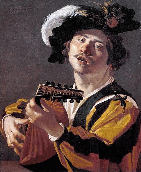 File:Dirck van Baburen - de luitspeler 1622.jpg