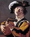 Dirck van Baburen - de luitspeler 1622.jpg