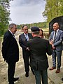 Director-General visits the demilitarisation plant at Poelkapelle (46778150025).jpg