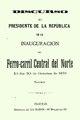 Discurso del Presidente de la República - Nicolas Avellaneda.pdf