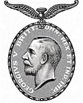 Distinguished Flying Medal, George V obverse.jpg