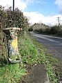 Disused water fountain, Lordship, Co. Louth - geograph.org.uk - 355587.jpg