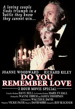 Do You Remember Love film poster.jpg