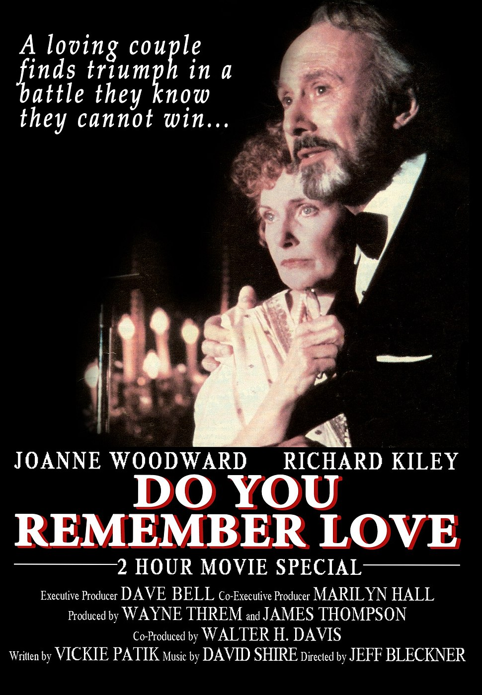 Do You Remember Love film poster