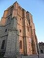 Dol-de-Bretagne (35) Cathédrale Tour nord 01.jpg