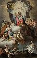 Domenico Antonio Vaccaro - Madonna and Child with Saints Roch, Sebastian and Francis Xavier.jpg
