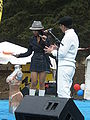 Don Pepot and Patricia Javier performing at 14th AF-AFC 03.JPG