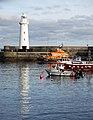 Donaghadee Lighthouse - geograph.org.uk - 1619930.jpg
