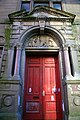 Doorway, Curr night refuge - geograph.org.uk - 1158538.jpg
