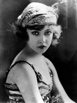 Doris Eaton Travis - Doris Eaton Travis in her youth