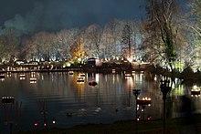 Mittelalter Weihnachtsmarkt Dortmund.Fredenbaumpark Wikipedia