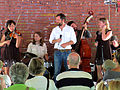 Double Cuts Band at the Peterborough Folk Festival 2014 02.jpg