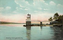 Doubling Point Light c. 1907