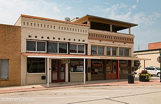 Sanger, Texas - Image: Downtown Sanger Texas 2 (1 of 1)