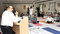 "Dr. Jitendra Singh addressing a ""stress relief"" and rejuvenating program.jpg"
