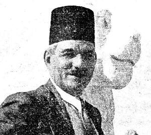 Selim Hassan - Dr. Selim Hassan (1887-1961)