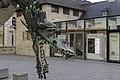 Drache vom Drachenbrunnen an der Marktkirche von Halle (Saale) - Westseite - panoramio (1).jpg