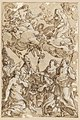 Drawing, Christ and the Virgin with Patron Saints of Pistoia, 1638 (CH 18547073).jpg