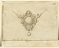 Drawing, Design for pendant with winged geni, 16th century (CH 18546099).jpg