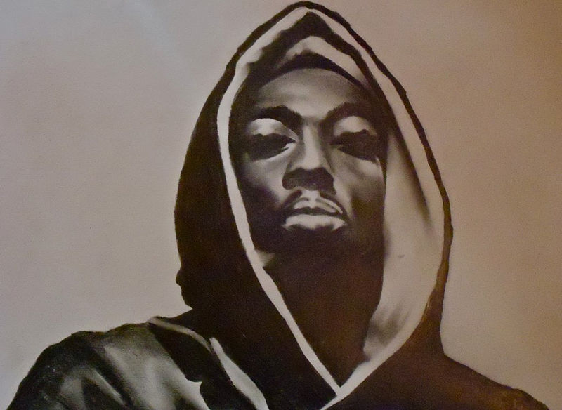 Gambar:Drawing of Tupac Shakur.jpg