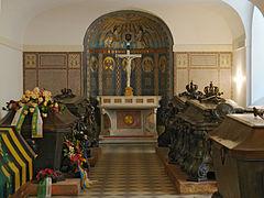 Dresden-Hofkirche-Gruft