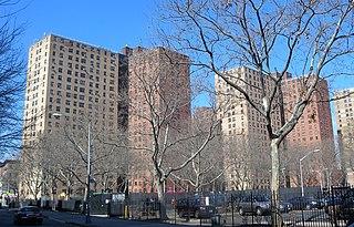 Drew Hamilton Houses Harlem
