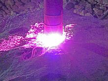 Gas Companies In Ga >> Plasma deep drilling technology - Wikipedia