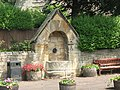 Drinking fountain on the corner - geograph.org.uk - 1423751.jpg