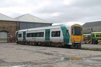 Multiple units of Ireland - 2753 at Inchicore Works
