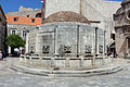Dubrovnik, fontana di onofrio, 02.JPG
