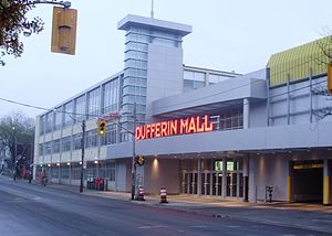 Brockton Village - Dufferin Mall
