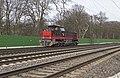 Duisburg Mak 1206 Duisport Rail 275 107 solo (25126155215).jpg
