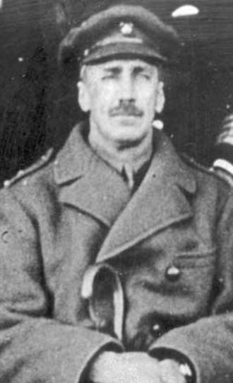 Duncan Pitcher - Pitcher during the First World War