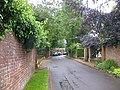 Dunchurch-Vicarage Lane - geograph.org.uk - 494377.jpg