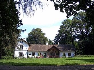 Maria Konopnicka - Konopnicka's country home, now a museum, in Żarnowiec