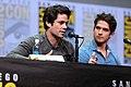 Dylan O'Brien & Tyler Posey (36004178421).jpg