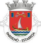 Coat of arms of Pardilhó