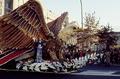 Eagle float in the inaugural parade, Washington, D.C LCCN2011632685.tif