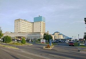 Ealing Hospital - Image: Ealing Hospital 2008