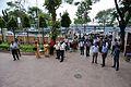 Earthquake Leads Office Evacuation - NCSM - Sector-V - Salt Lake City - Kolkata 2015-04-25 5977.JPG
