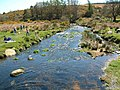 East Dart river from Clapper Bridge, Postbridge - geograph.org.uk - 1742544.jpg