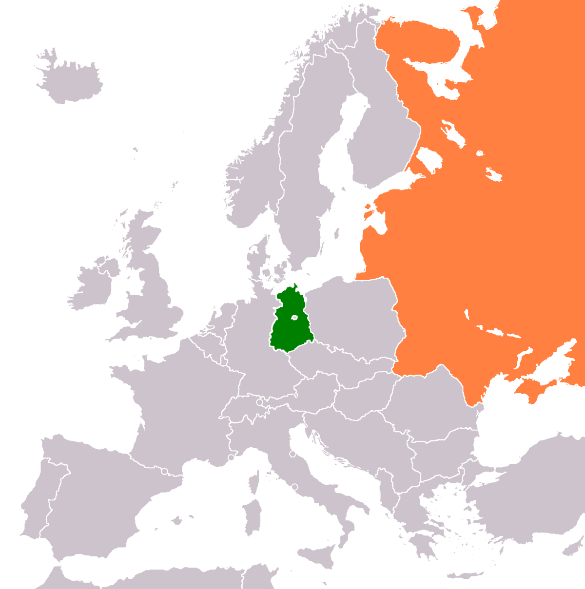 east germanysoviet union relations wikipedia