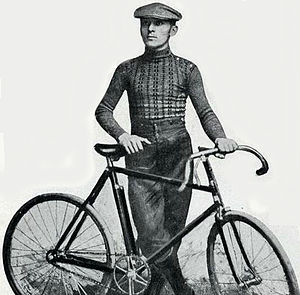 1910 Giro d'Italia - Image: Eberardo Pavesi 1904