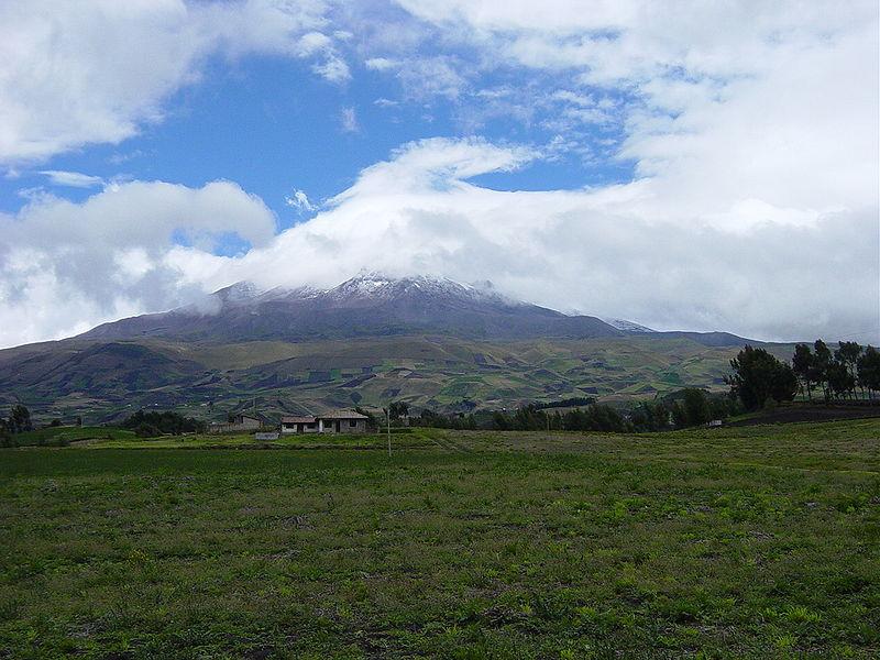 File:Ecuador Chimborazo fromeast.JPG
