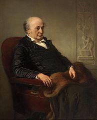 Painting of Wilhelm Schadow
