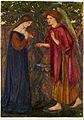 Edward Burne-Jones - The Annunciation - Google Art Project.jpg