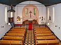 Egen, Kirche, Unbefleckte Empfängnis, Blick durch das Kirchenschiff auf den Altar 6.jpg