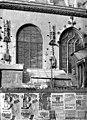 Eglise Saint-Nicolas-des-Champs - Façade sud, Détail d'une travée - Paris 03 - Médiathèque de l'architecture et du patrimoine - APMH00004575.jpg